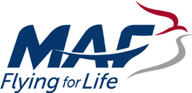 MAF Flying for Life logo